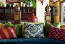 Beautiful Textiles / by Laura Heidorn