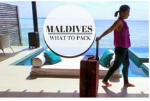 Maldives- What to Pack!