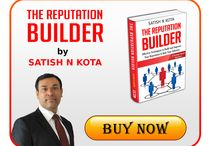 """Purchase """"The Reputation Builder"""" Book / Purchase """"The Reputation Builder"""" Book written by Satish Kota"""