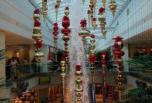 Dekorasjon kjøpesenter