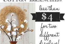 Crafts--inside--wreaths/dream catchers