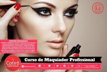 Curso Maquiagem e Auto Maquiagem