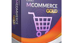 CERAiT mCommerce / mCommerce is the advanced platform for Online / Mobile Commerce