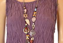 Lagenlook Jewellery / by Caprilicious Jewellery