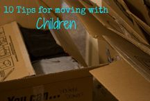 Tips and Tricks of Moving