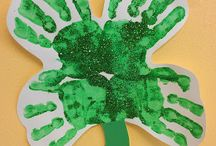 St. Patrick's day crafts / by Paula Walker