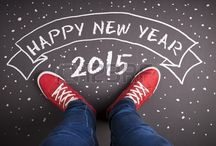 2015 : Happy New Year! / by 123RF