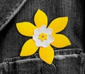 Daffodil month fashions / April is Daffodil month.  Cancer awareness!