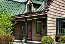 Houses and design ideas / Colours, designs