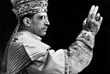 Pope Pius XII / Pictures and stories of our namesake - Pope Pius XII
