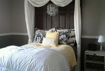 bedroom / by Crystal Terrell