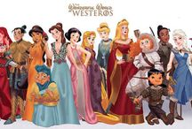 Disney & more / My brain just broke.  Disney princesses. Game of thrones.  Two things that could never mix... Combined.