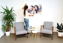 Posters | Printiki / Enlarge special memories with a Printiki poster! Our posters are printed on high-quality Kodak paper, which makes the photos sharper and colours pop! Combine our different sizes and themes to create a beautiful gallery wall!