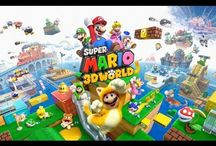 Super Mario 3D World / A collection of official artwork, screenshots and other images from Super Mario 3D World for Wii U.  Visit http://www.superluigibros.com/super-mario-3d-world for more info on SM3D World