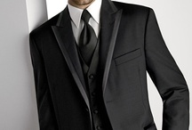 Wedding tux black