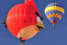 Hot Air Balloons / by Beth Yelverton