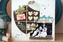 Scrapbooking - Family