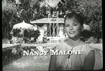 Nancy Malone (1935-2014) / Nancy Malone had an incredible career, starting as a model and actress, then branching out as a producer, director, and studio executive (VP of Television at 20th Century Fox). She also co-founded Women in Film and was a major supporter of NYWIFT.