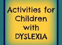 Dyslexic Help / by Amber W-B