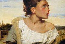Delacroix/Ingres