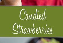 candy strawberries