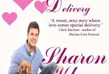 Valentine Special Delivery / Vickie's husband took her dog, emptied their bank account and ran off with his secretary. The only thing he left her with is his car payment and a bad taste in her mouth.
