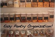 Organization / Organizers and ideas
