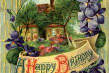 Happy Birthday / Urodzinowe