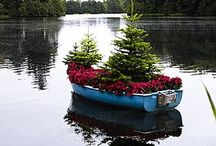 Creative Boating!!