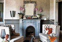 Living room ideas / by Cara