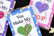 Valentine's Gift Ideas / Non-expensive, small enterprise Valentine's day ideas and specials