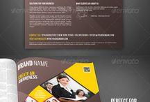 Brochure/ Flyer/ Catalog / by Jampu