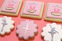 Cookies - Ballerina / Dance / Gymnastics / by Tara Breitner Lethbridge