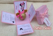 Minnie Gold party