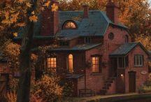 casa no bosque