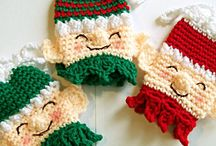 Christmas crochet and gift Ideas / Special Christmas crochet items