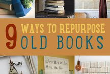 Repurpose for a purpose / by Lucy McConnell