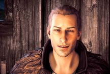 Anders ♥ / My sweet warden mage from DAO:A and DA2. Love him so much!