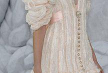 Haute Couture Short Evening