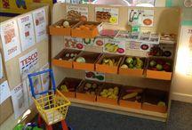 supermarket prop box