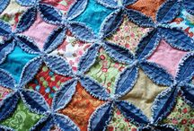 Textile Shapes: pieced and pretty