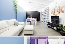 23bassi colors / How to combine colors in interior design