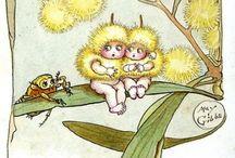 May Gibbs Gumnut Babies
