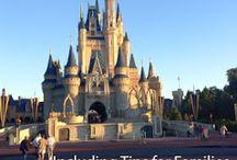 Travel / Disneyland trip
