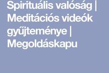 meditációs videó