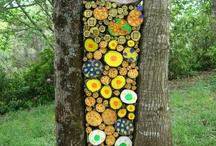 Tree and art