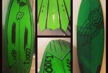 Surf art / Self expression