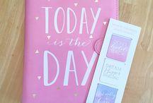 Planner/Agenda Love