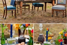Hunger Games Styled Shoot / by Leanne McKeachie Design