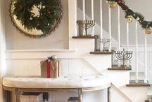 Hanukkah Decorating